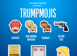 Donald Trump Emojis Are Finally Here