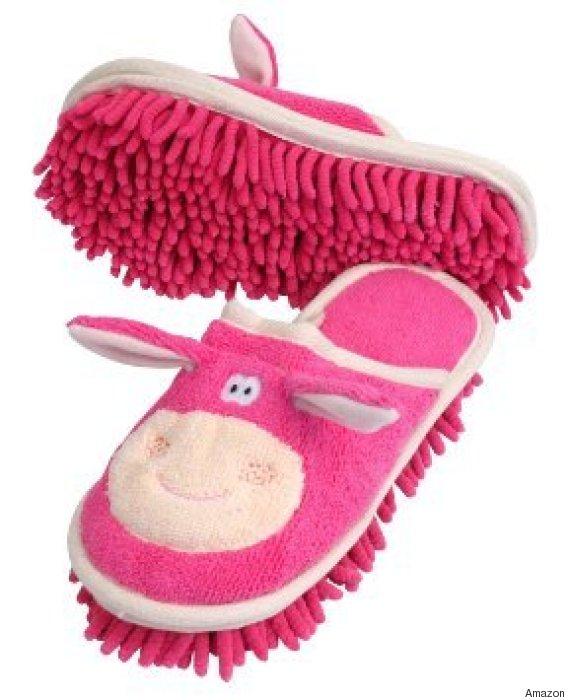 dusting slippers kids