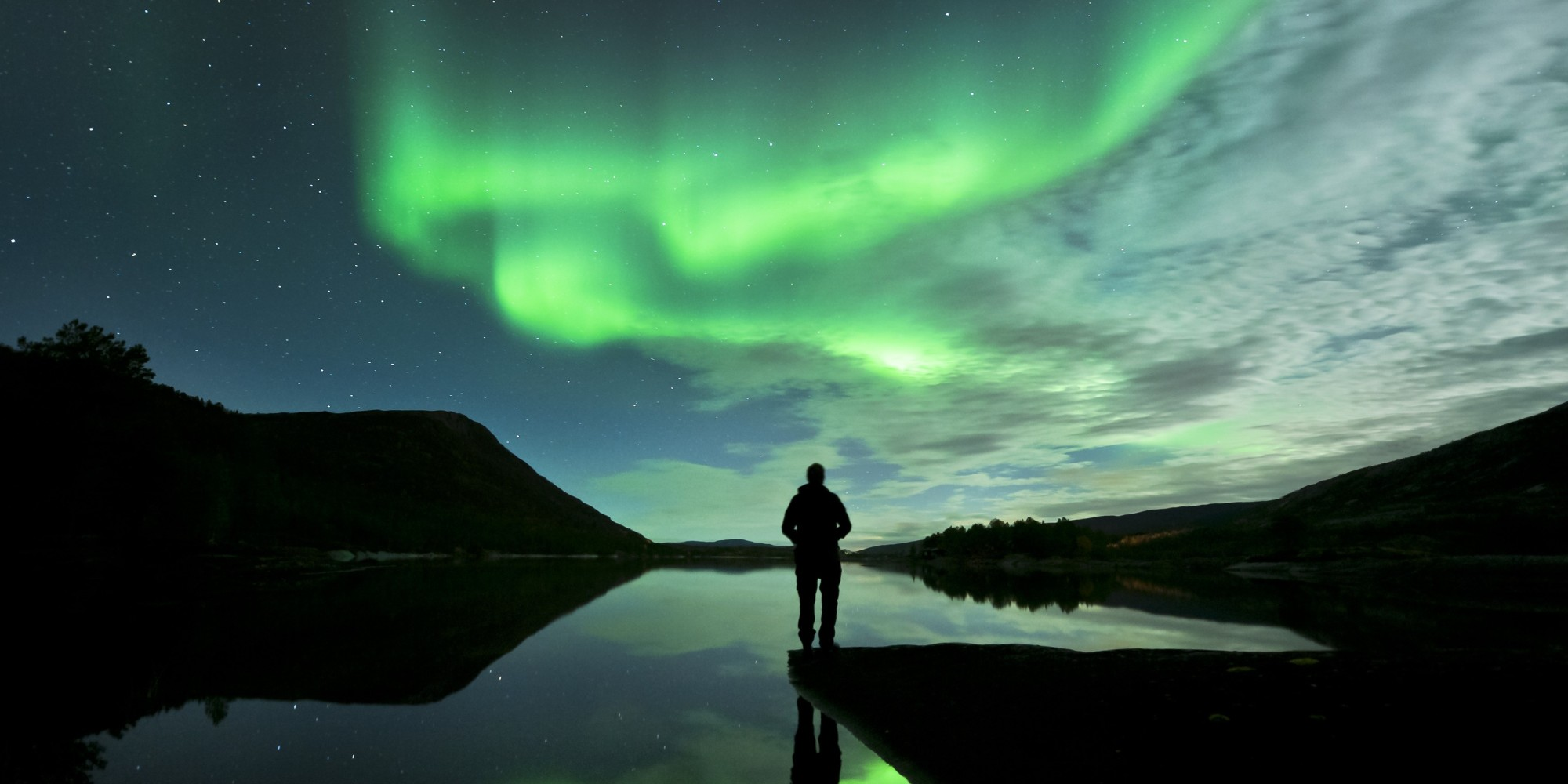 Where When And How To Catch The Northern Lights This Year