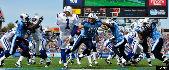 Titans Colts