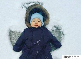 Ces enfants vous réconcilieront avec l'hiver (PHOTOS)