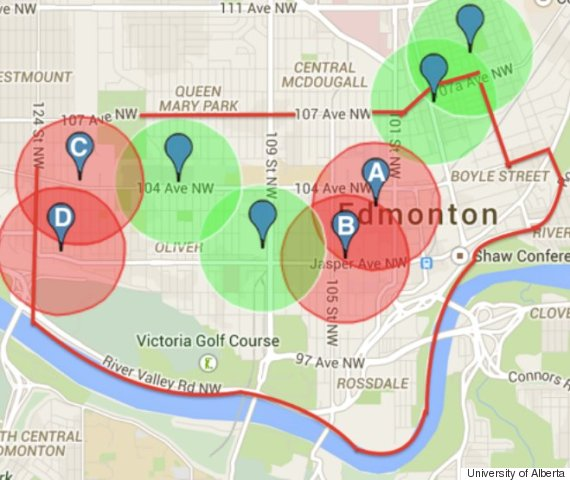 edmonton food access