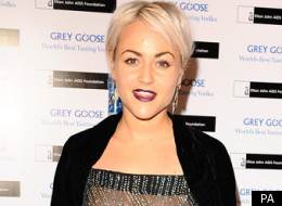 Jaime Winstone At Elton Johns Winter Ball