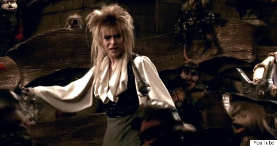 David Bowie 'Labyrinth' Showings Will Raise Funds To Help ... Labyrinth David Bowie