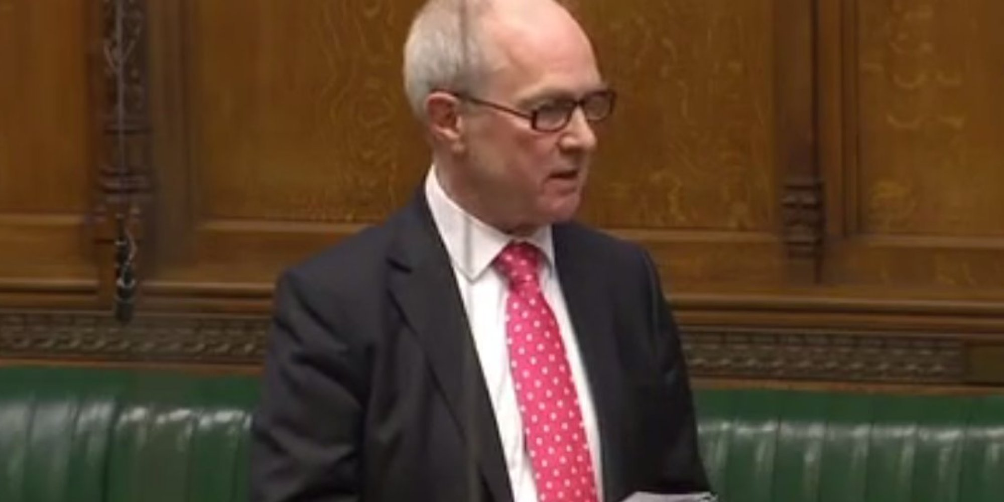 Tory MP Peter Lilley Tells The Commons About The Pain And ...