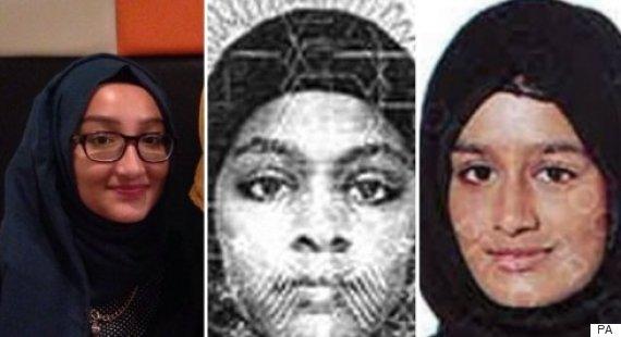muslim schoolgirls