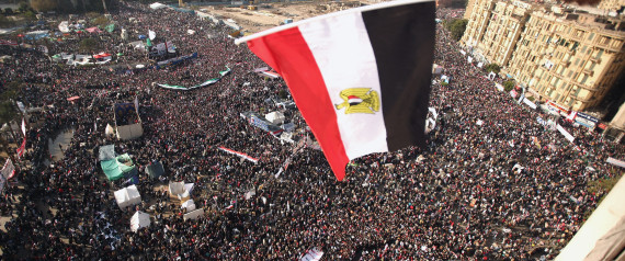 EGYPT REVOLUTION TAHRIR