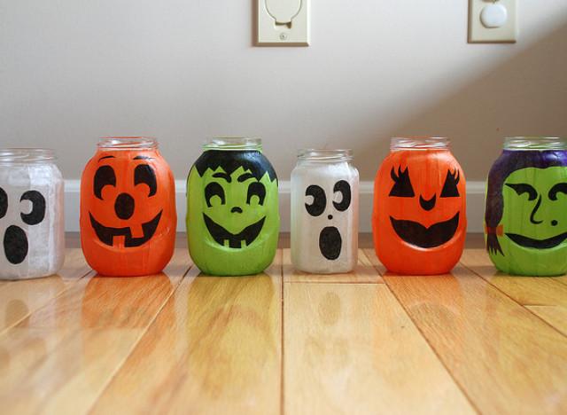 Все для хэллоуина своими руками в домашних условиях