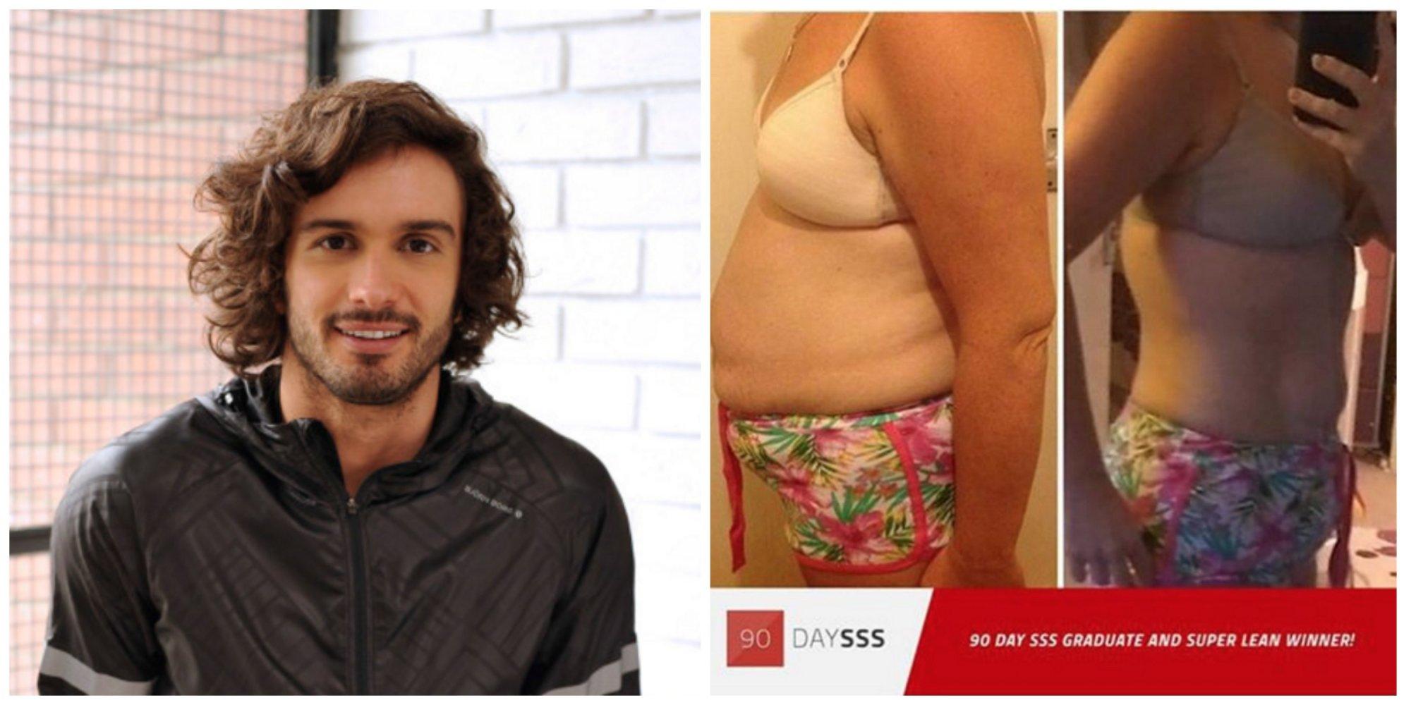 The Body Coach Joe Wicks Claims Two Women Fell Pregnant ...