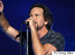 Pearl Jam à Québec le 5 mai