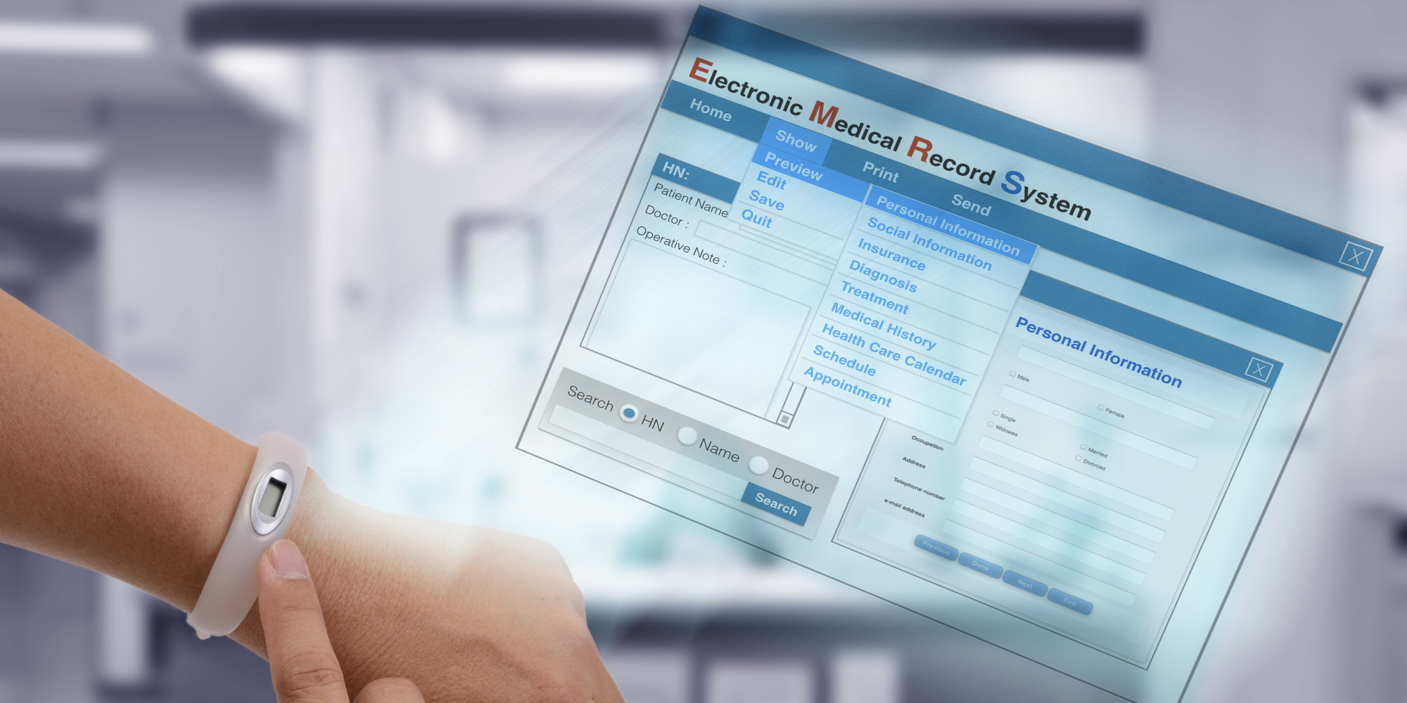 Your Electronic Medical Record is Filled With Gibberish  HuffPost