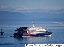 New Ferry To Connect Vancouver And Victoria
