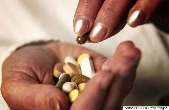 pill vitamin