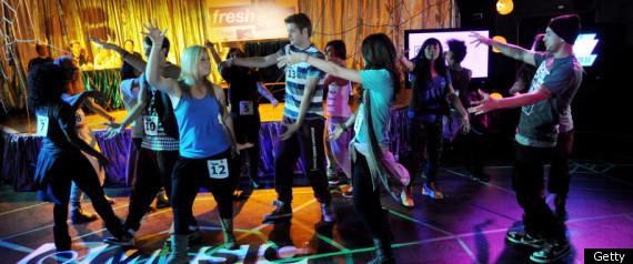 MTV DANCERS