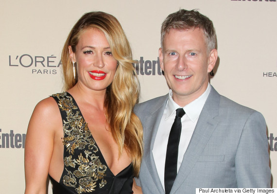 Cat Deeley Gives Birth To Her And Patrick Kieltys First Child Three Really Is The Magic Number