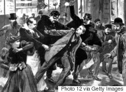 Los anarquistas del siglo XIX, el capitalismo occidental y los atentados de París