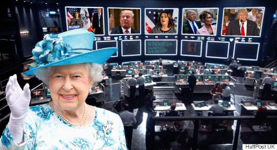 palin trump queen