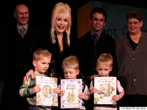 dolly parton rotherham