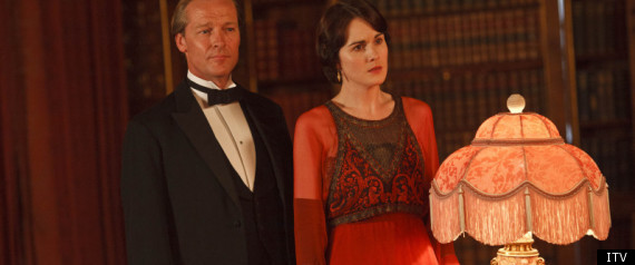 LADY MARY CRAWLEY ENGAGEMENT