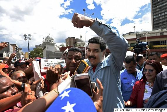 venezuela crime