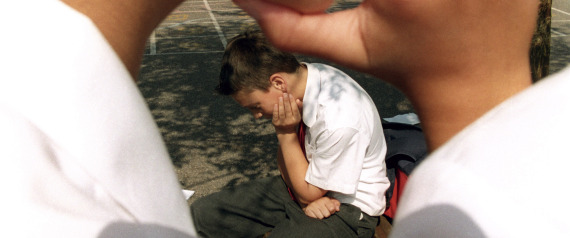 CHILDREN HARASSMENT