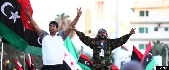 LIBYA NATO CAMPAIGN ENDS