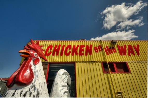 calgary fast food