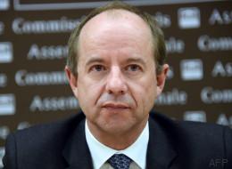 Jean-Jacques Urvoas, le