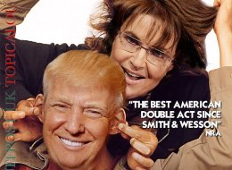 Donald Trump And Sarah Palin Are: Dumb And Dumber