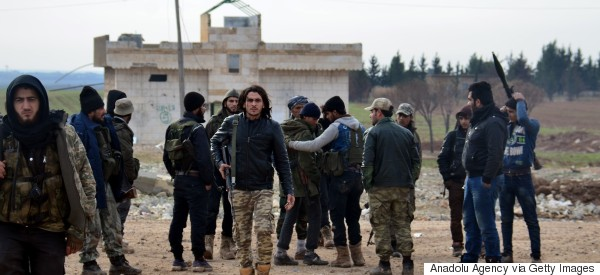 The Rise of Negotiation Among Enemies in Syria