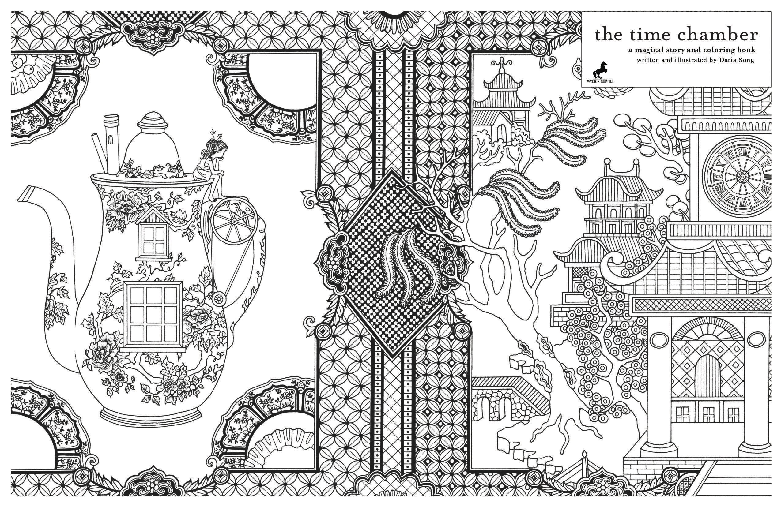 You Don T Have To Be Artistic To Try Adult Coloring Huffpost Life