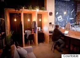 Un café coopératif parfait pour travailler (PHOTOS)