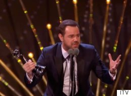 Danny Dyer's NTAs Speech Was VERY Danny Dyer