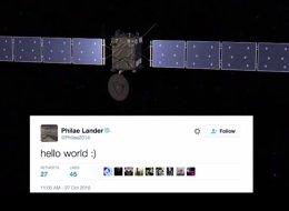 C'est la fin pour Philae, le robot le plus célèbre du web (VIDÉO)
