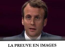 Quand Emmanuel Macron découvre la