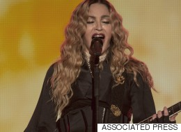 Madonna Labels Ex-Husband A 'C***' On Stage