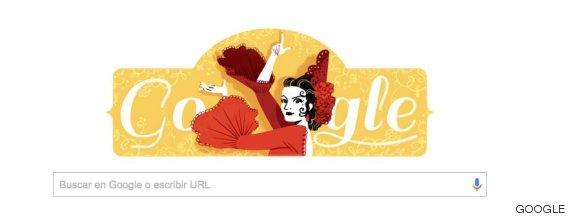 doodle google lola flores