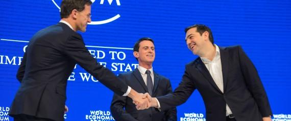 DAVOS TSIPRAS