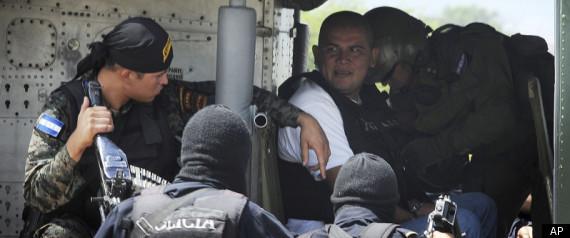 HONDURAS COCAINE HUB