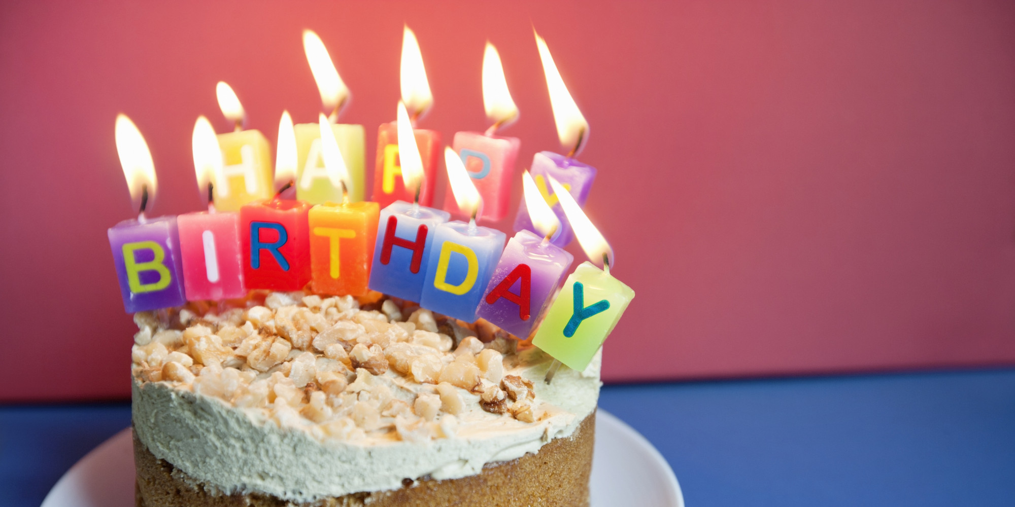 Images Of Cake With Lots Of Candles : How You Know You re Getting Old(er) The Huffington Post