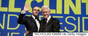 HUMAN RIGHTS CAMPAIGN CHAD GRIFFIN CLINTON