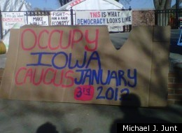 Occupyiowacaucus