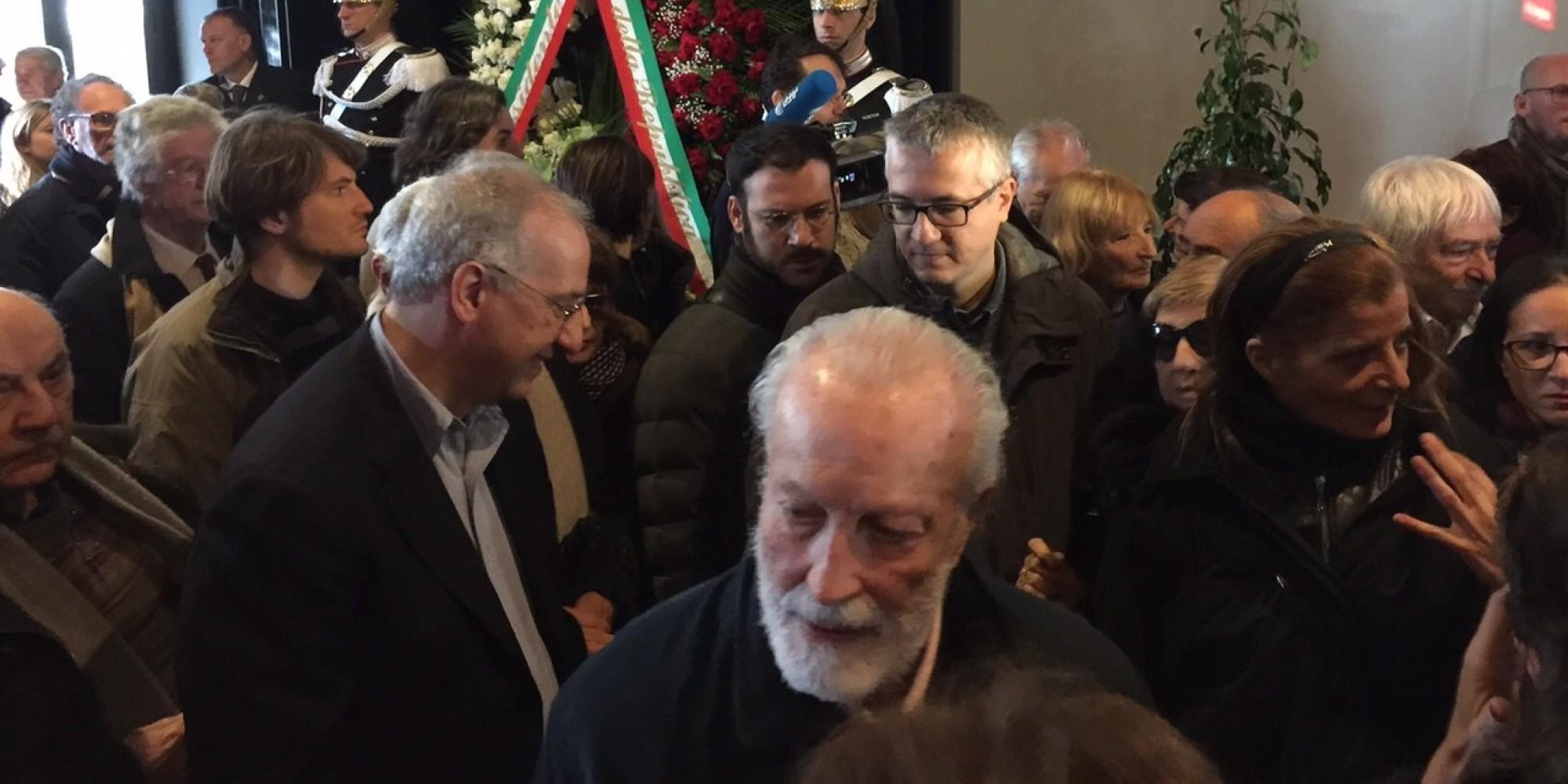 """Ettore Scola, la """"festa"""" alla Casa del cinema di Roma per l ..."""