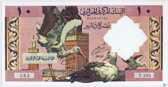 dix dinars