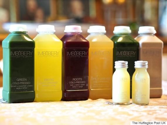 imbibery juice cleanse