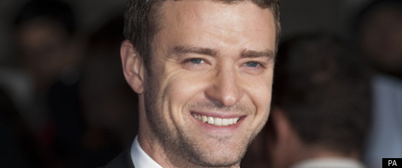 Justin Timberlake At The Uk Premiere Of In Time