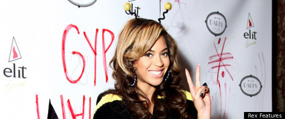 Beyonce Dresses Up As A Bumble Bee For Halloween