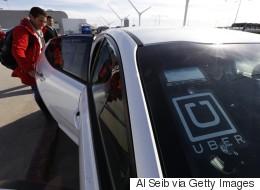 UberX nous vole en plein jour