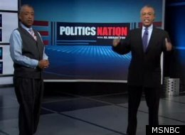 WATCH: Two Al Sharptons Trash Mitt Romney Together