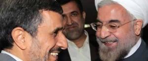 ACTUEL ET ANCIEN PRSIDENTS IRANIENS